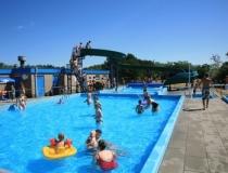 Openlucht zwembad Ballum