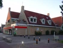 Spar supermarkt in Ballum
