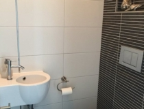 Toilet Vakantiehuis Marina Ameland