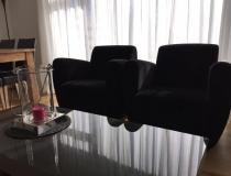 Woonkamer Vakantiehuis Marina Ameland