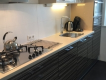 Keuken Vakantiehuis Marina Ameland