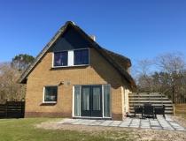 Openslaande deuren terras/ woonkamer